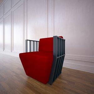 max scratch chair