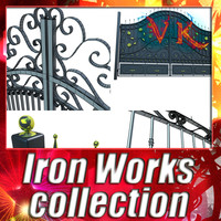 max 6 iron gate fence