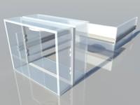 obj - laboratory glass