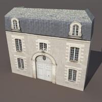 3d max building exterior