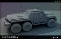 rus 3d model