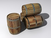 barrel contains 3ds