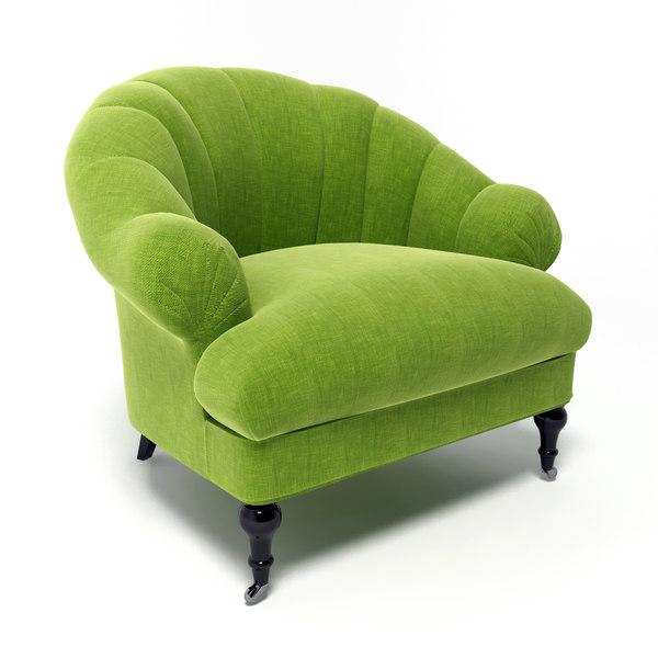3d chair edward ferrell model