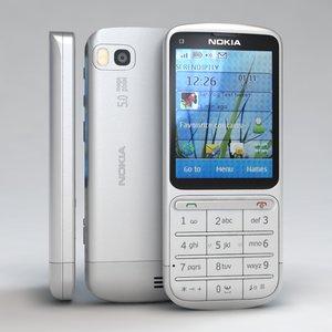 nokia c3-01 touch type max