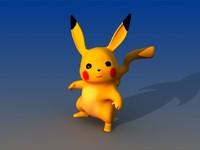 Pikachu - Pokemon Character