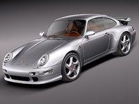 Porsche 911 - 993 Turbo