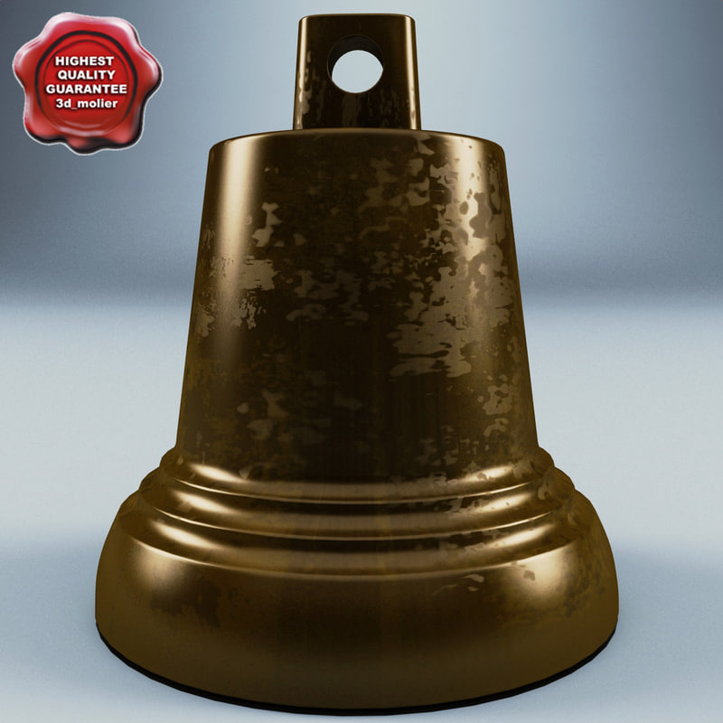 maya small brass bell