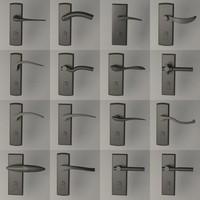 3ds handles locks