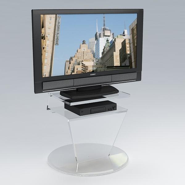 3ds max tumb tv