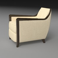 davenport armchair max