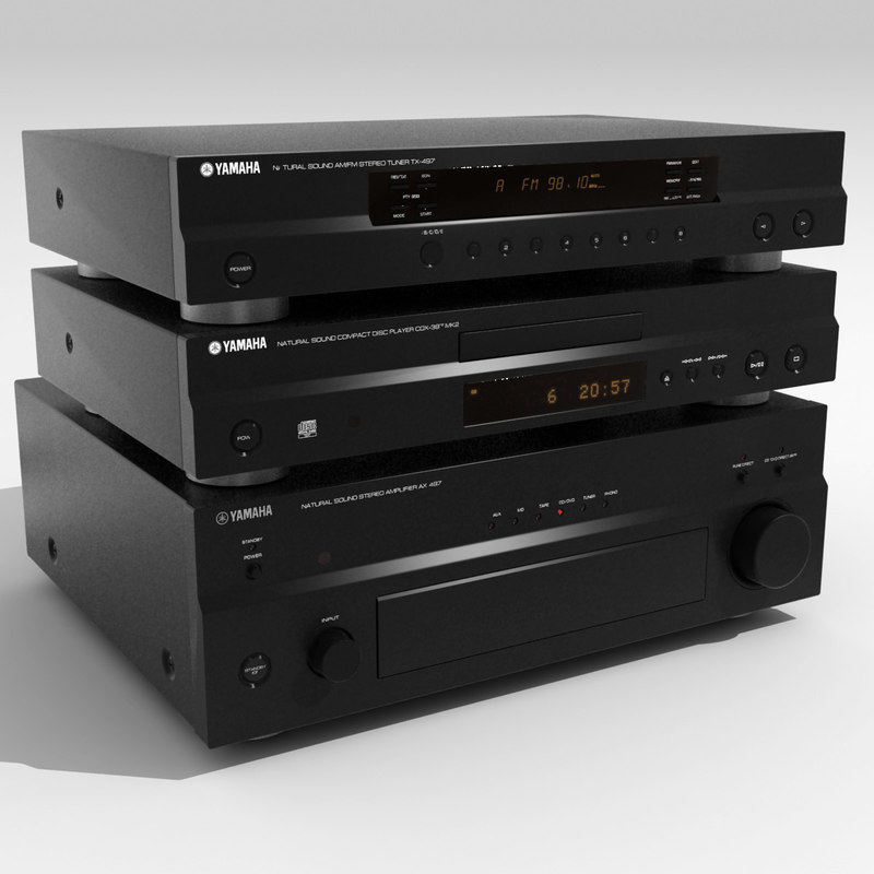 3d amplifier
