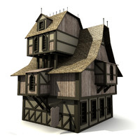 medieval house x free
