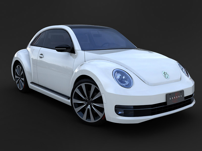 3ds beetle 2012