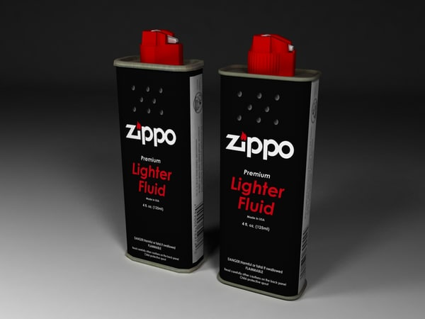 max zippo lighter fuel