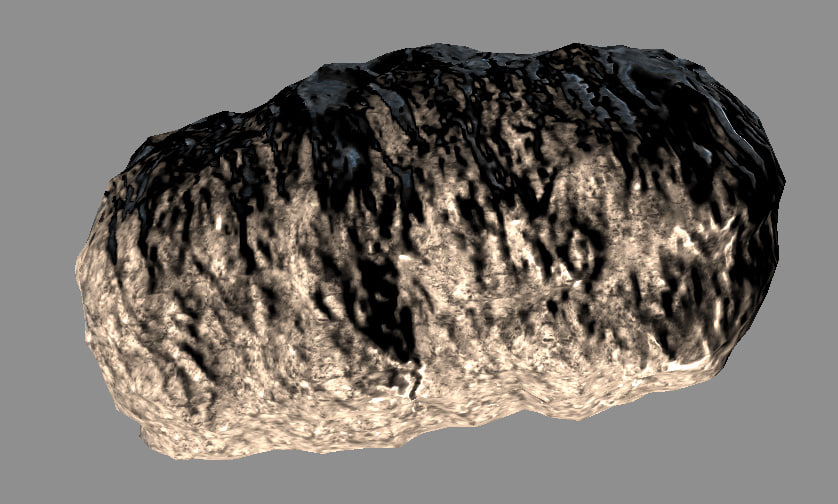 3dsmax meteor broken