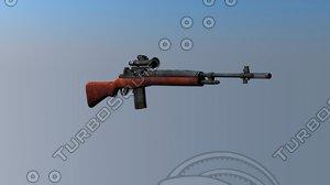 m14 sniper 3ds