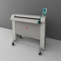 3d oce tc4 scanner