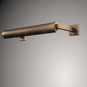 3d model stephane davidts wall