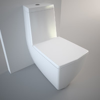 Althea Oceano toilet