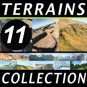 max landscape desert terrain