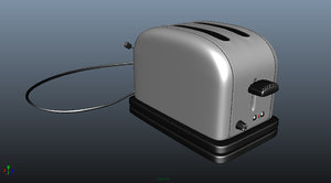 maya toaster
