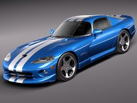 Dodge Viper GTS Coupe 1996-2002