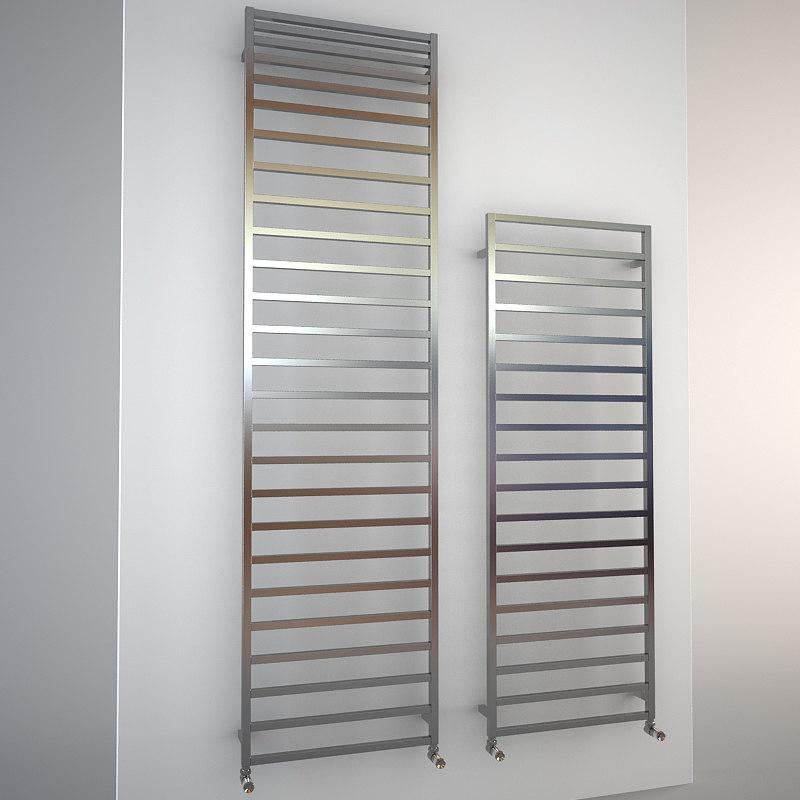3dsmax bath radiator scirocco