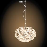 Luceplan hope suspension Modern contemporary polycarbonate  chandelier