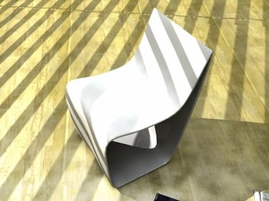 3d seatings model