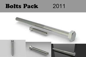 bolts pack 3ds free
