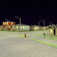 cinema4d home town