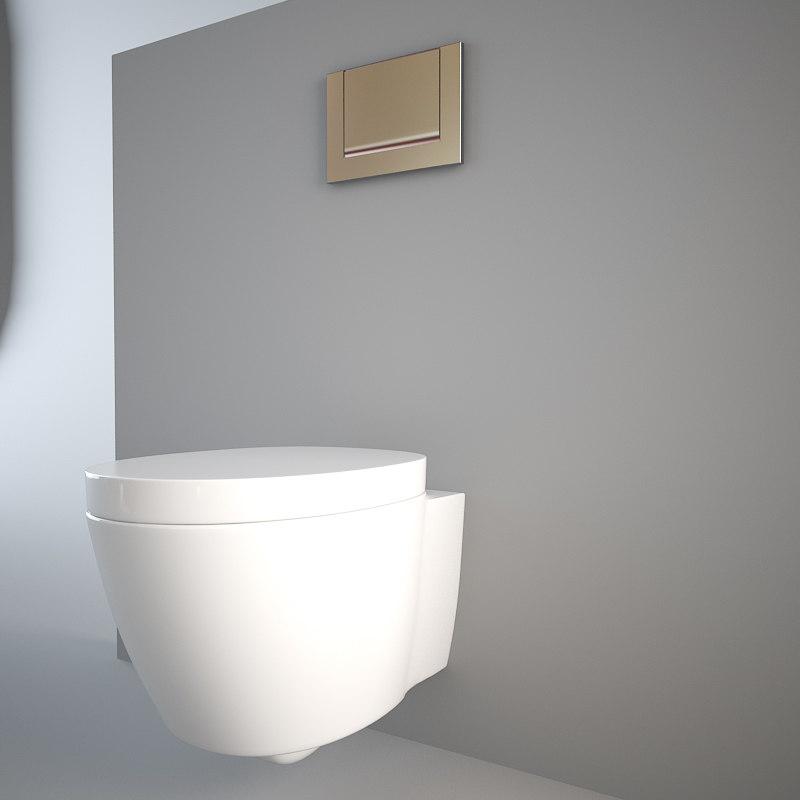 simas bo18 toilet 3ds