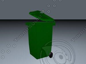 c4d trash bin