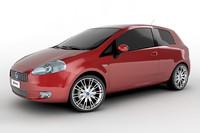 Fiat Grande Punto 3-door