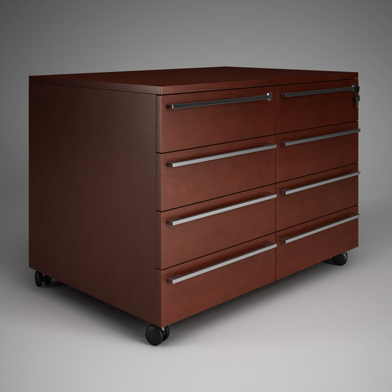 cgaxis office cabinet 03 c4d