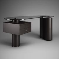 office desk 37 3d model