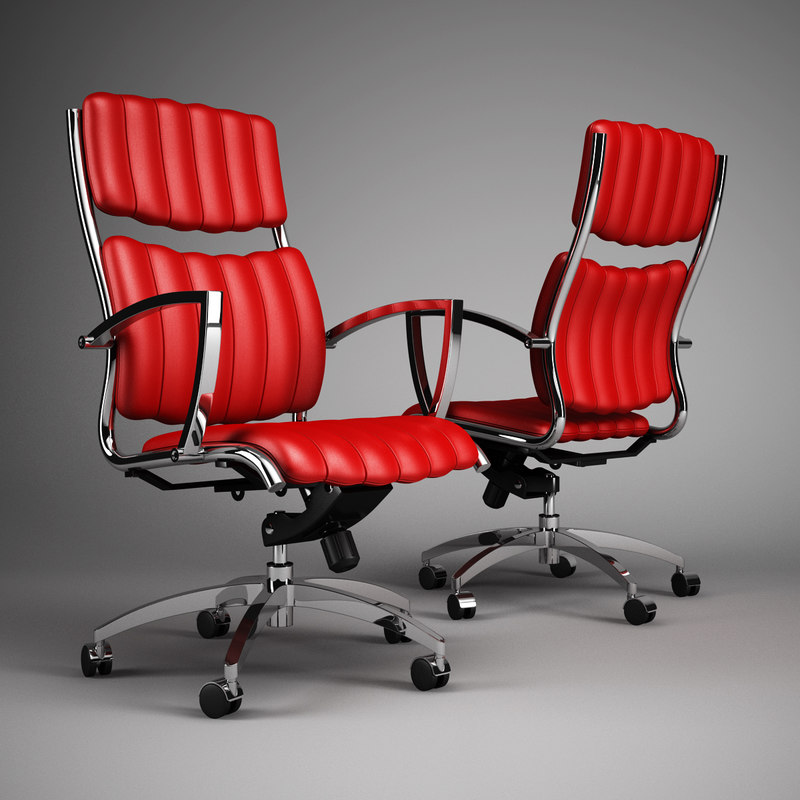 office chair 52 3d max