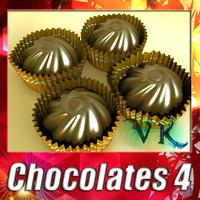 3d model chocolates 04