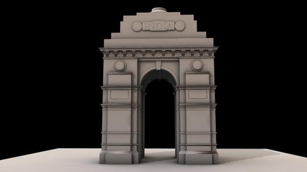 x india gate