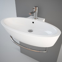 Simas LFT34 wash-basin