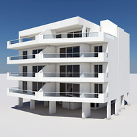 Apartment Building 02