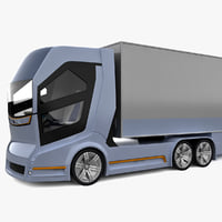 Concept Truck Volvo Vision 2020