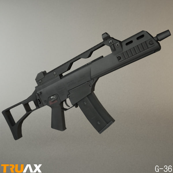 max smg weapon