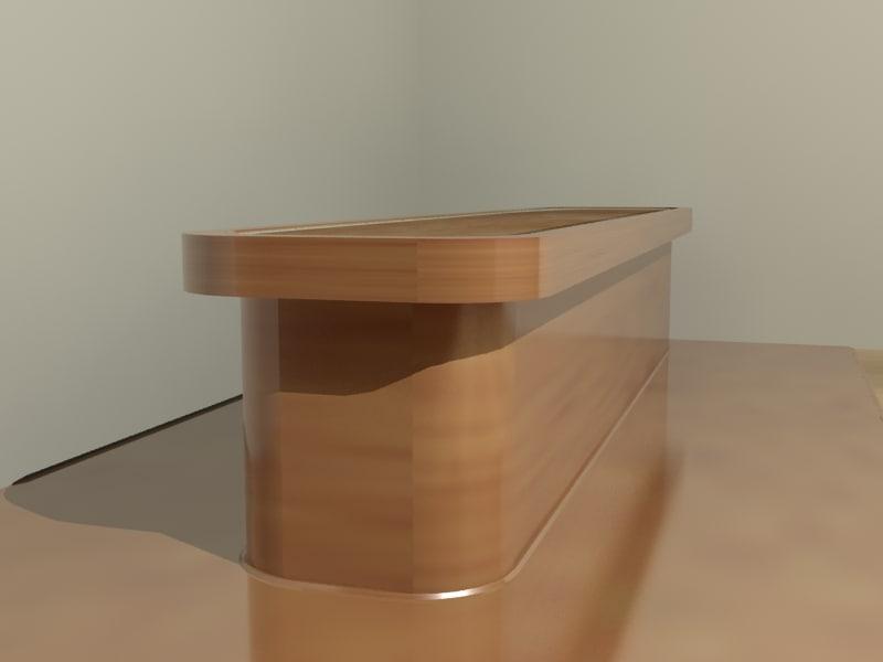 table mahogany glass max