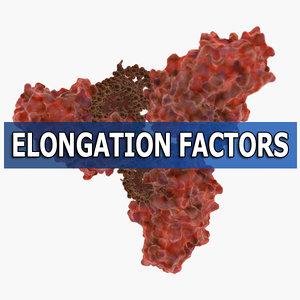 maya elongation factors