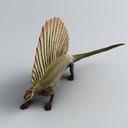 Edaphosaurus 3D models