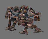 maya mech robot