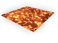 lava 3d model