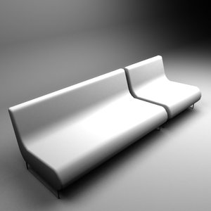3d loenec sofa