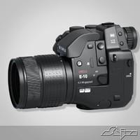 Digital Camera Olympus Camedia E10